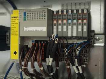 PLC/HMI control