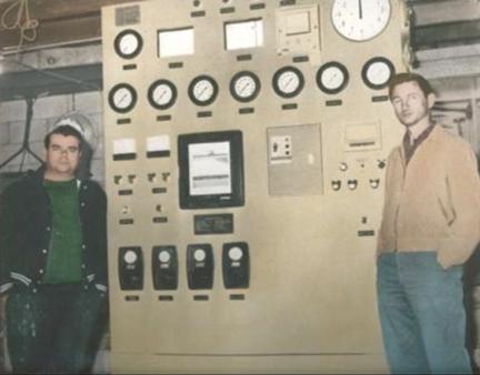 founders of Bevco Engineering